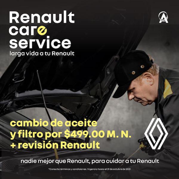 + REVISIÓN RENAULT