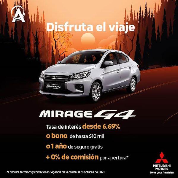 MIRAGE G4 2022