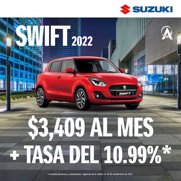 SUZUKI SWIFT 2022